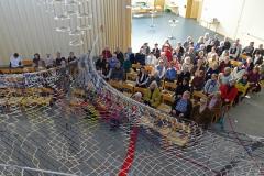 Ein Segensnetz spannt sich über die Gemeinde