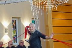 Performance: Vernetzen und Fäden spannen